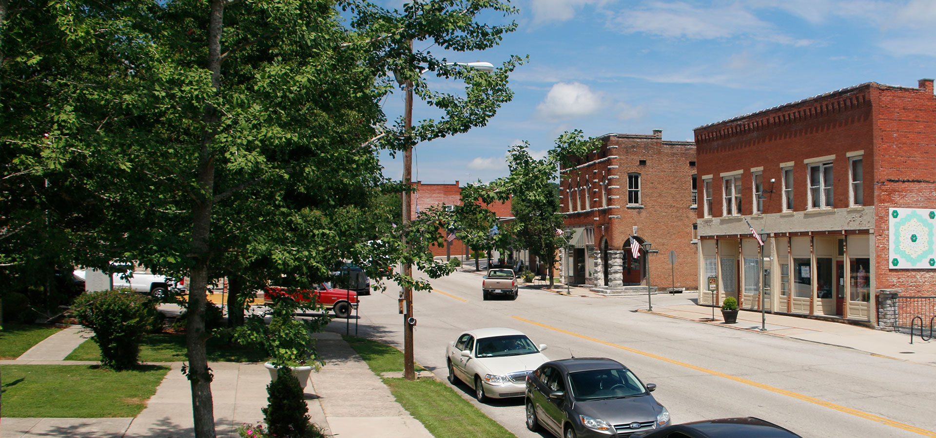 Mt. Vernon Main Street