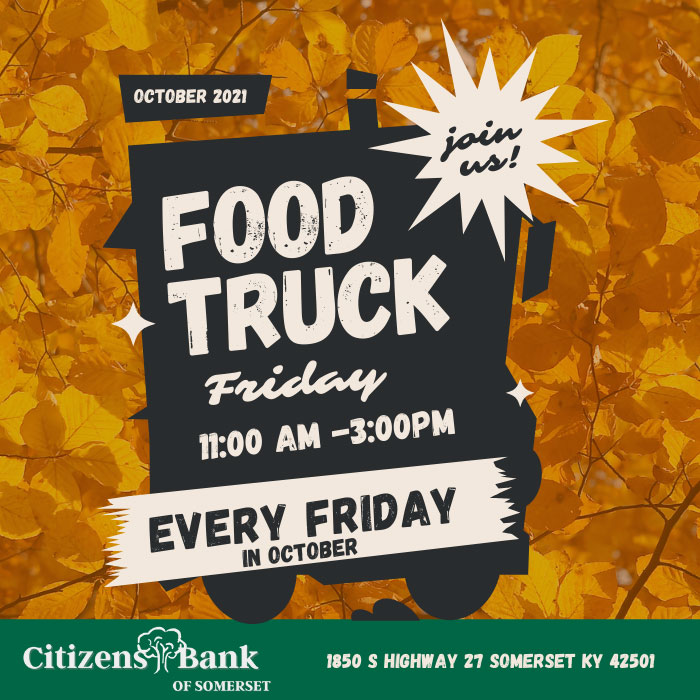 foodtruck friday poster
